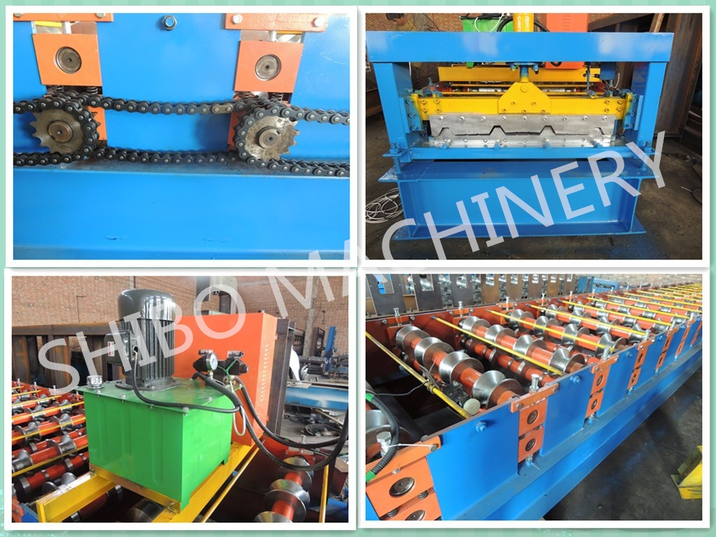 details of roll forming machine